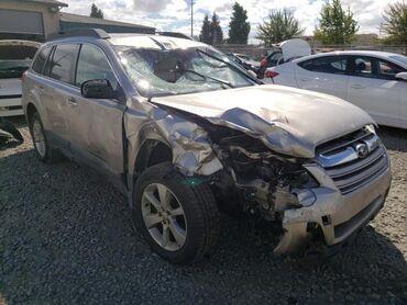 диски на внедорожник в Кыргызстан: Subaru Outback 2010 | 50000 км