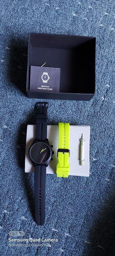 Reso - Srbija: Sportski sat Reserved,nov u kutiji,ide jos jedan kais,jako kvalitetan
