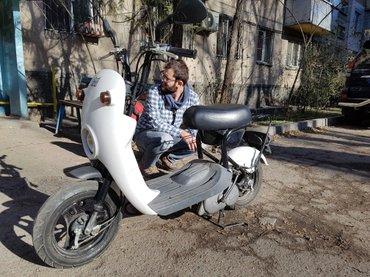 японский Suzuki Choi Nori 50cc 4T .  отлично состояние.  2л/100 км в Бишкек