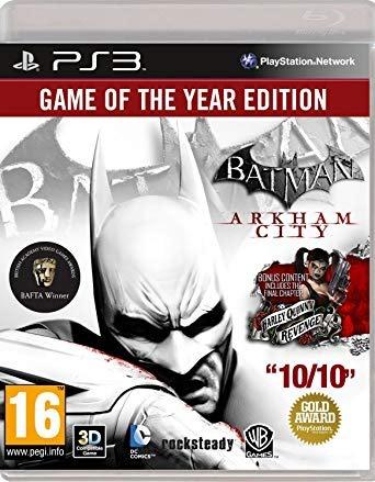 Ps3 *Batman: Arkham City* в Bakı
