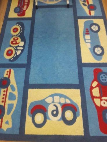 Детский ковер! Состояние отличное!!! Длина 2.30 ширина 1.50 в Бишкек