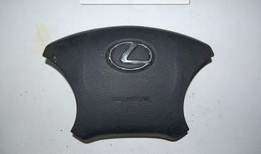 lexus-de в Кыргызстан: Gx470 airbag аэрбаг. air bag. лексус жх470 470. lexus gx 470