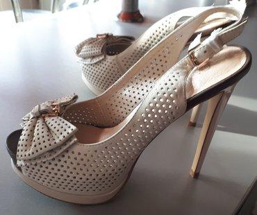 Туфли новые,(кожа)размер 37 in Бишкек