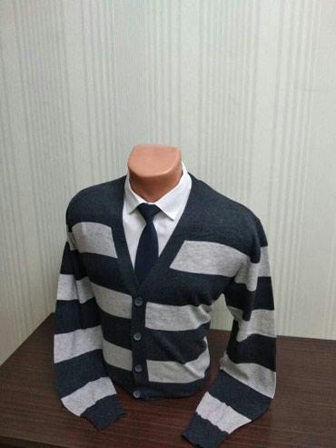 Мужской свитер на пуговицах! Размер: 48-50-52 Отдам за 500 в Бишкек
