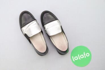 6126 объявлений | ДЕТСКИЙ МИР: Дитячі двоколірні туфлі р. 32   Довжина підошви: 23 см  Стан гарний, є