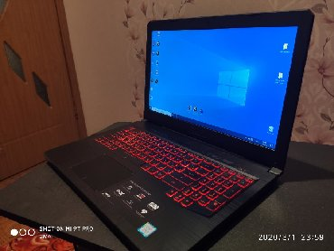 asus x550v core i5 в Кыргызстан: Игровой ноутбук ASUS TUF GAMING FX504Продается игровой