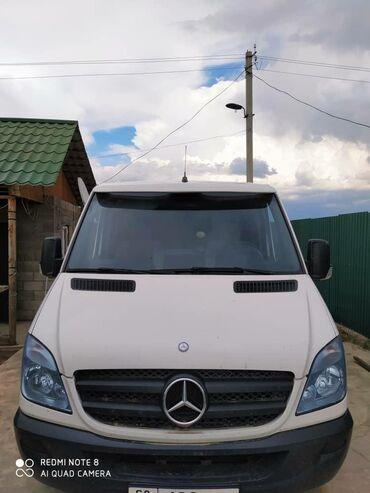 мерседес-спринтер-холодильник-рефрижератор в Кыргызстан: Mercedes-Benz Другая модель 3 л. 2007