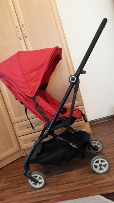 Детский мир - Таджикистан: Продаю за 9000с Сybex Eezy S Twist лёгкая коляска брали со скидкой