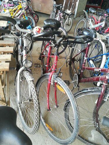 Спорт и хобби - Кадамжай: Велосипеды новые и б/у Герман, Корея, Китай