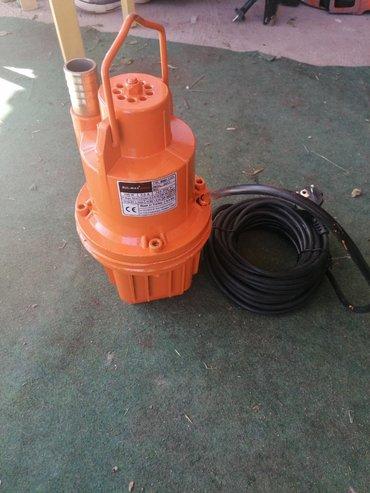 Potapajuce pumpa Bul Max 700 w Novo Pumpe su nove odličnog kvaliteta