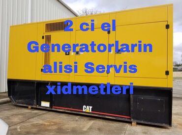 - Azərbaycan: Islenmis Generatorlarin Alisi -satisi (Icaresi)