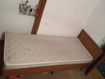 Продаю кровать односпалка, в хорошем в Бишкек