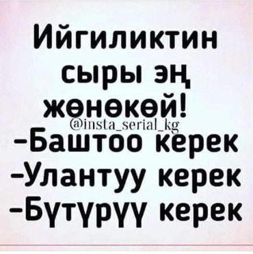 Сетевой маркетинг Жаны система менен в Бишкек