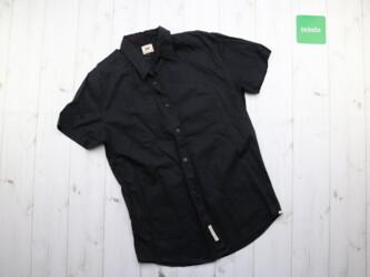Мужская рубашка с коротким рукавом Lee,р.L Длина: 71 см Пог: 48 см Пле