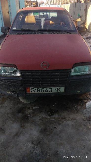 тюнинг опель аскона седан в Кыргызстан: Opel Kadett 1985