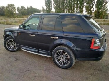 Range rover 2007 sport super charger в Бишкек