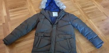 Dečije jakne i kaputi | Subotica: Zimska jakna 158 za dečake u odličnom stanju