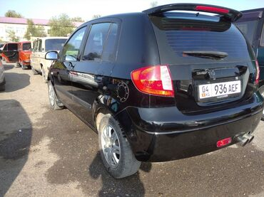 Транспорт - Базар-Коргон: Hyundai Getz 1.6 л. 2007 | 187200 км