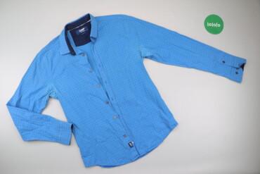 Чоловіча сорочка Enisse, M    Довжина: 66 см Напівобхват грудей: 45 см