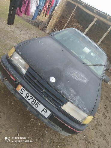 Opel Vectra 1.9 л. 1990