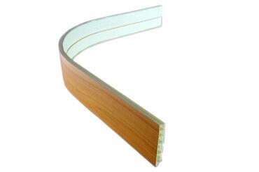 Плинтус цокольной для мебели пластиковый,высота 10 см,длиной 195 см и