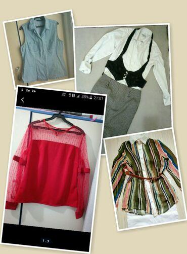 Продам рубашки. Размеры и цены указаны на фото. Посмотреть можно