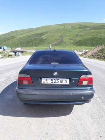 Транспорт - Балыкчы: BMW 525 1997