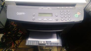 CANON I-SENSYS MF4010 3-В одном Принтер ксерокс сканер. Новый картридж