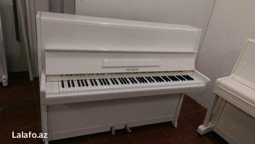 Bakı şəhərində Çexiya istehsalı, ideal veziyyetde brend marka piano - ünvana