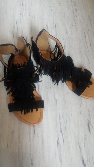 Reso - Srbija: Sandale sa resama 36 br odg i br 37
