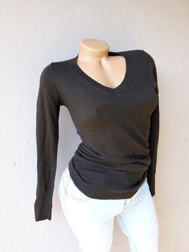 Sisley - Srbija: Sisley bluza tanji materijal bez oštećenja.  Veličina S