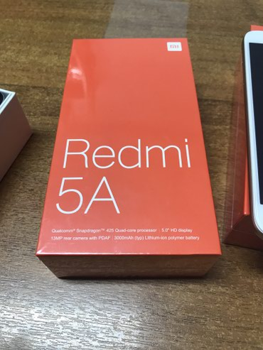 Xiaomi redmi 5A 2/16GB  в Бишкек
