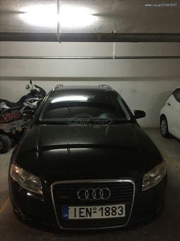 Audi A4 2 l. 2006 | 197700 km