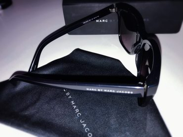 Marc Jacobs eynek 100% orjinal. 120$ amerikadan alinib. Istifade