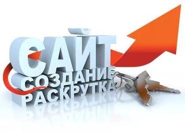 Веб сайт. Интернет магазины. в Бишкек