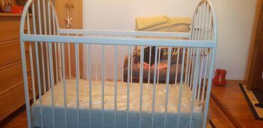 Krevetac malo koristen,podesavanje duseka na dva nivoa,dimenzija