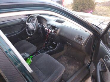 Honda Civic 1.5 л. 1997 | 34596 км