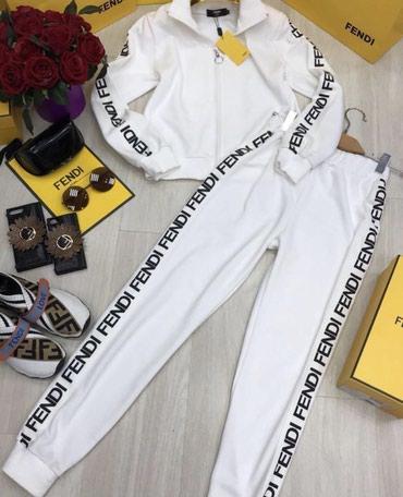 Новые спорт костюмы Fendi 1700 сом размеры м,л,хл в Бишкек