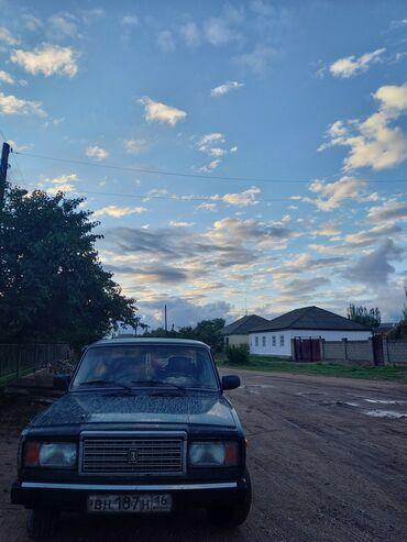 Транспорт - Тамчы: ВАЗ (ЛАДА) 2107 1.6 л. 2004 | 84658 км