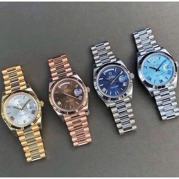 curren saatlari - Azərbaycan: Gümüşü Kişi Qol saatları Rolex