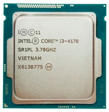 Core i3-4170 Haswell 3.7ghz сокет 1150В наличии 10штТак же есть другие