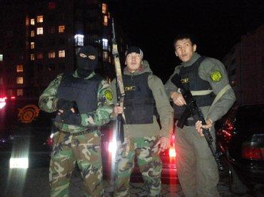 """Услуги охранно-детективного агентства """"Прайд"""" в Бишкек"""