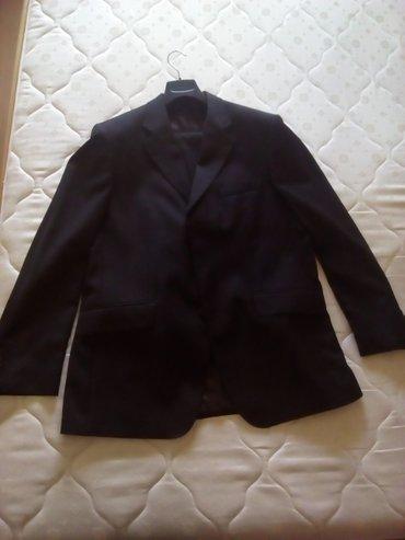Musko odelo zekstra, velicina 56,sirina ramena 48-50, kao novo samo je - Gornji Milanovac