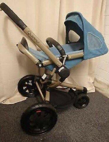 Kolica za bebe i decu | Kovacica: Prodajem Quinny Buzz kolica, 2u1. Kolica su kupljena u januaru prosle