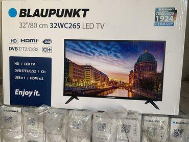 Телевизор Blaupunkt 32WC265TПроизводство Германия Сборка Россия -
