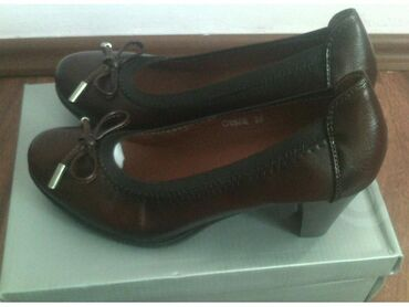 Ženska obuća   Srbija: Nove Emelie cipele sa stiklom 37 broj