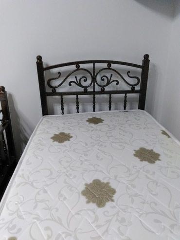 Односпальная кровать 2 м  * 0.8 м. Без матраса. Цена 22000 с. в Бишкек - фото 6