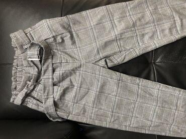Nove Bershka pantalone u velicini M. Deblji je materijal malo i dublje
