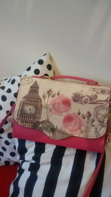 Τσάντα Ροζ σε Athens