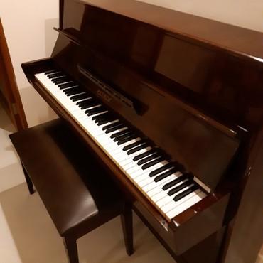 alətlər - Azərbaycan: Pianino - Avropa istehsalı professional Akustik və Elektron